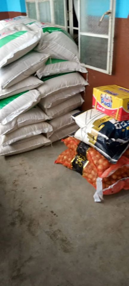 The Treetop Foundation provides Food Aid